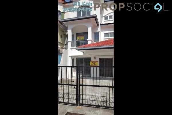 Superlink For Rent in Section 1, Bandar Mahkota Cheras Freehold Unfurnished 5R/4B 1.5k