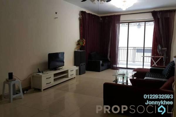 Condominium For Rent in Sri Putramas II, Dutamas Freehold Fully Furnished 3R/2B 2k