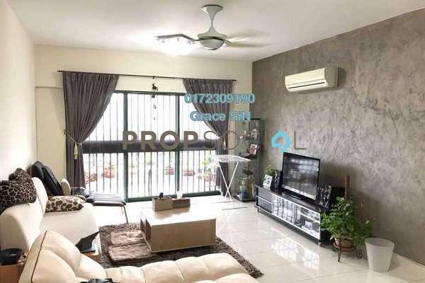Condominium For Sale in Duta Ria, Dutamas Freehold Semi Furnished 3R/2B 528k