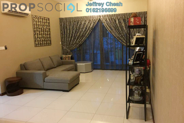 Townhouse For Sale in Sunway SPK 3 Harmoni, Kepong Freehold Semi Furnished 4R/4B 1.4m