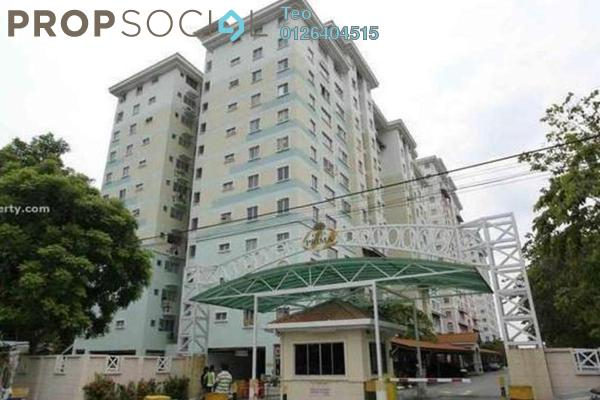 For Rent Condominium at Vista Prima, Puchong Freehold Fully Furnished 3R/2B 1k