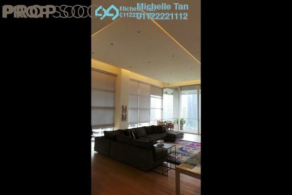Duplex For Sale in Park Seven, KLCC Freehold Fully Furnished 5R/6B 7.3m