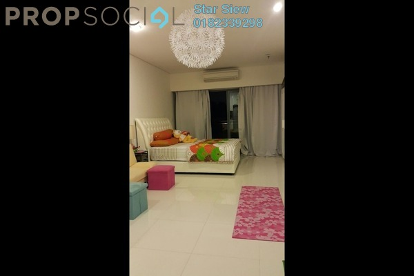Condominium For Rent in Summer Suites, KLCC Freehold Fully Furnished 0R/1B 520k