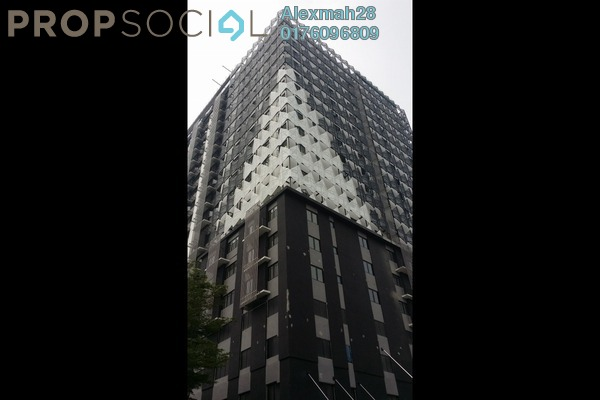 Condominium For Sale in Avenue D'Vogue, Petaling Jaya Freehold Semi Furnished 1R/1B 520k