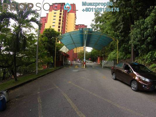 Condominium For Sale in Winner Heights, Desa Petaling Freehold Semi Furnished 3R/1B 300k