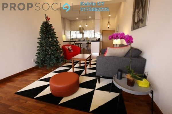Condominium For Rent in Tivoli Villas, Bangsar Freehold Fully Furnished 1R/1B 3k