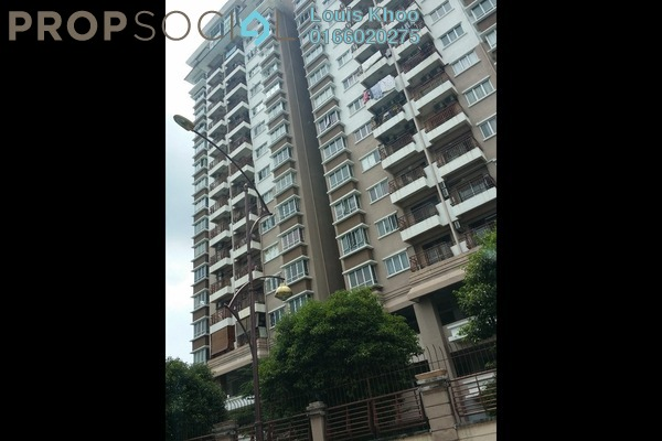 Condominium For Sale in Ampang Boulevard, Ampang Freehold Semi Furnished 3R/2B 650k