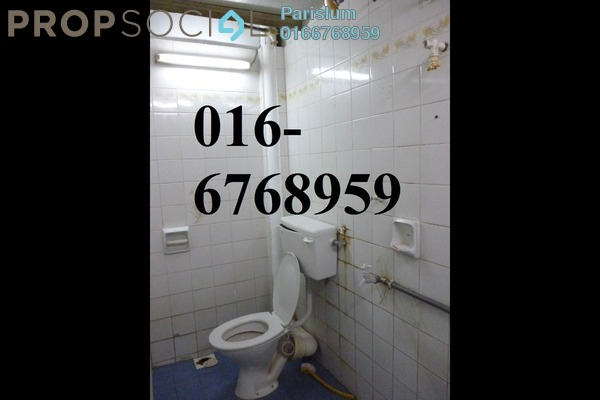 Apartment For Rent in Pandan Jaya, Pandan Indah Freehold Unfurnished 3R/2B 1.4k