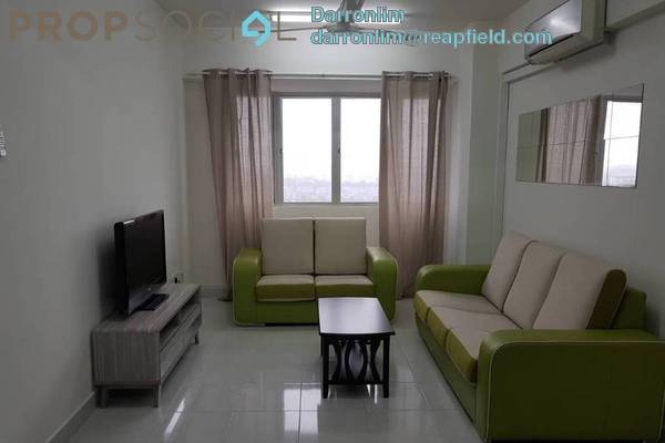 Condominium For Rent in Main Place Residence, UEP Subang Jaya Freehold Fully Furnished 3R/2B 2.1k
