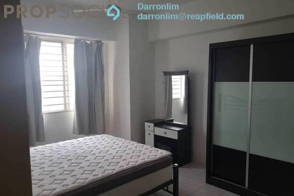 Condominium For Rent in Rhythm Avenue, UEP Subang Jaya Freehold Fully Furnished 3R/2B 1.5k