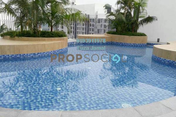 Condominium For Rent in Eclipse Residence @ Pan'gaea, Cyberjaya Freehold Fully Furnished 2R/2B 1.6k