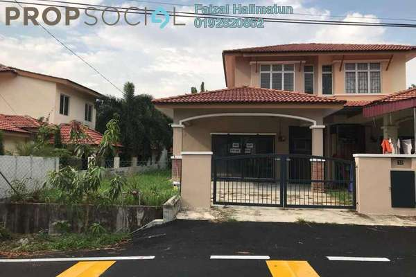 For Sale Semi-Detached at Sepang Gold Coast, Sepang Freehold Semi Furnished 5R/2B 480k