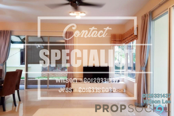 Terrace For Rent in Adiva, Desa ParkCity Freehold Fully Furnished 3R/3B 4k