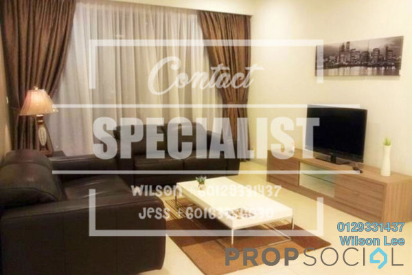 SoHo/Studio For Rent in The Westside One, Desa ParkCity Freehold Fully Furnished 1R/1B 3.2k