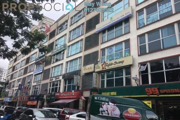 Office For Rent in BU10, Bandar Utama Freehold Semi Furnished 0R/0B 2.6k