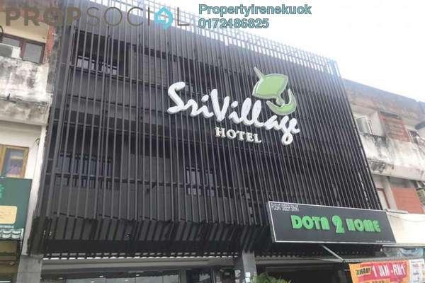 Shop For Rent in Taman Muda, Pandan Indah Freehold Unfurnished 1R/1B 5.5k