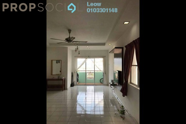Apartment For Rent in Merdeka Villa, Ampang Freehold Semi Furnished 3R/2B 1.25k