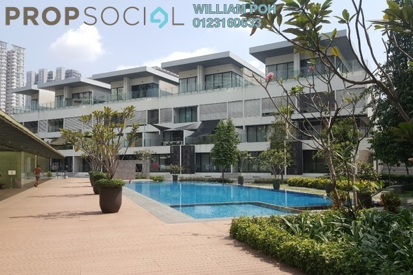 Condominium For Sale in Kenny Heights Sanctuary, Kenny Heights Freehold Semi Furnished 5R/5B 4.79m