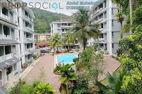 Condominium For Rent in Waizuri 2, Wangsa Maju Freehold Semi Furnished 3R/2B 1.4k