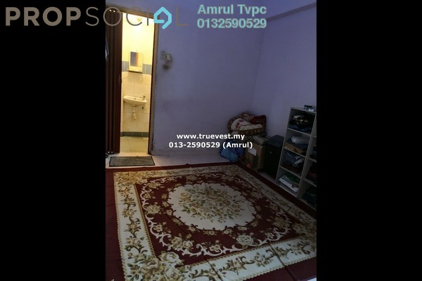 Apartment For Sale in Casmaria Apartment, Batu Caves Leasehold Unfurnished 3R/2B 329k