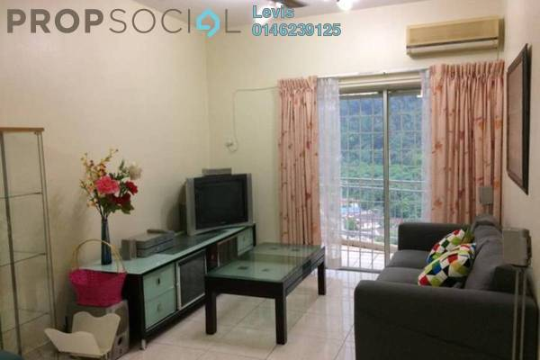 Condominium For Sale in Ketumbar Hill, Cheras Freehold Fully Furnished 3R/2B 460k