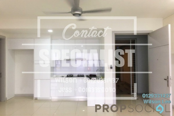 Condominium For Sale in The Westside One, Desa ParkCity Freehold Semi Furnished 1R/1B 820k