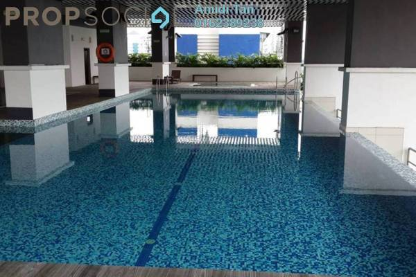 Condominium For Rent in Vue Residences, Titiwangsa Freehold Fully Furnished 3R/2B 3.3k