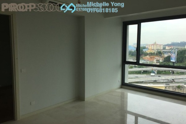 Condominium For Sale in Vogue Suites One @ KL Eco City, Mid Valley City Freehold Semi Furnished 2R/1B 1.2m