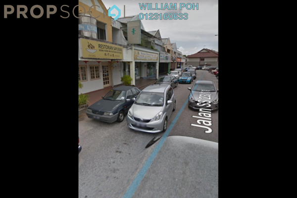 Shop For Sale in Taman SEA, Petaling Jaya Freehold Semi Furnished 0R/0B 1.75m