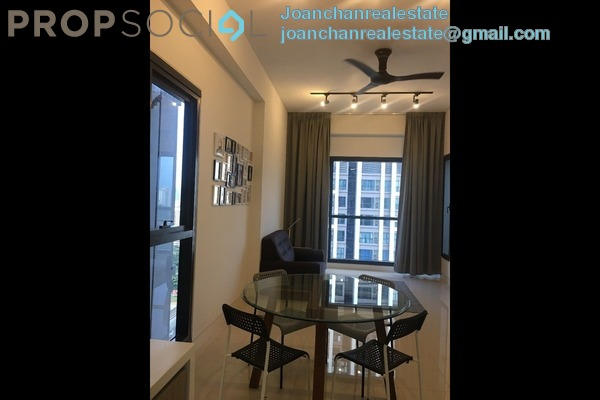 Serviced Residence For Rent in Tropicana Gardens, Kota Damansara Freehold Fully Furnished 1R/1B 2.2k