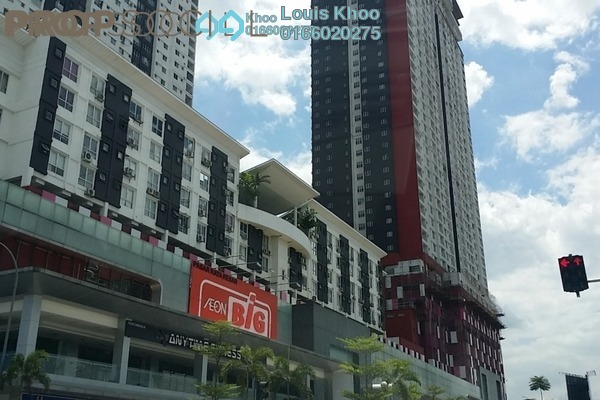 Condominium For Sale in Axis SoHu, Pandan Indah Freehold Fully Furnished 1R/1B 280k