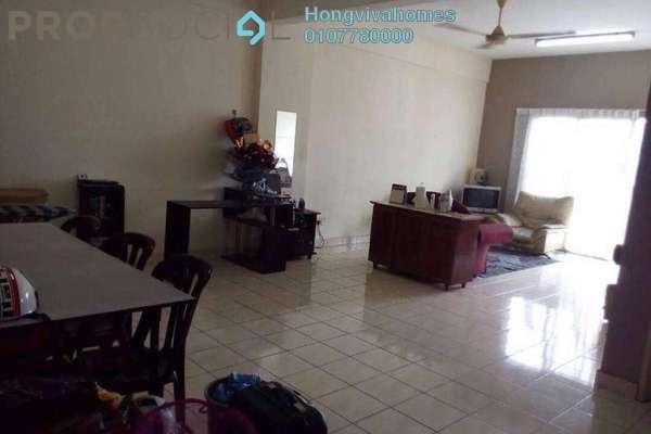 Condominium For Sale in Prima Setapak I, Setapak Freehold Semi Furnished 3R/2B 410k