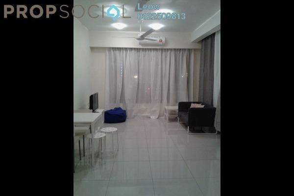 Condominium For Rent in Flexis @ One South, Seri Kembangan Freehold Fully Furnished 1R/1B 1.6k