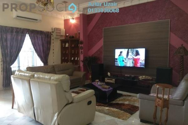 Terrace For Sale in Danau Kota, Setapak Freehold Semi Furnished 4R/3B 898k