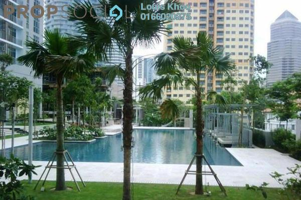Condominium For Rent in Hampshire Residences, KLCC Freehold Fully Furnished 1R/1B 2.9k