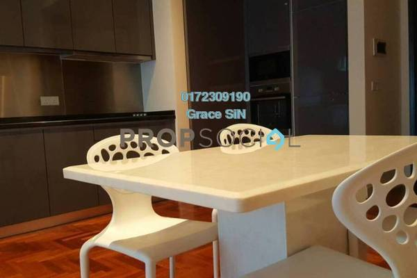 Condominium For Rent in The Mews, KLCC Freehold Fully Furnished 1R/1B 4.5k