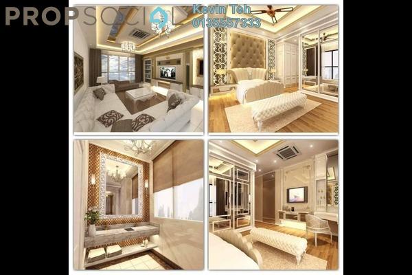 Condominium For Sale in Sinaran TTDI, TTDI Freehold Fully Furnished 4R/4B 2.18m