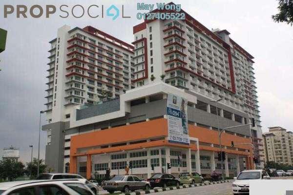 Condominium For Sale in Ritze Perdana 2, Damansara Perdana Freehold Fully Furnished 0R/1B 348k