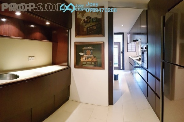 Townhouse For Rent in Sri Penaga, Bangsar Freehold Fully Furnished 3R/3B 10k