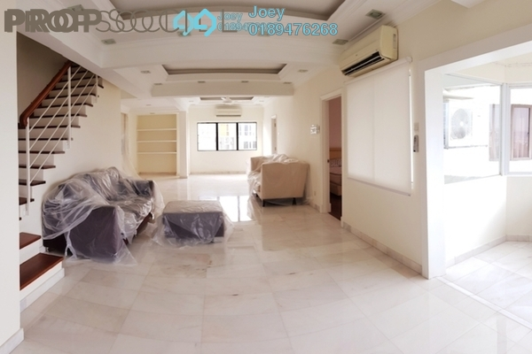 Condominium For Rent in Jamnah View, Damansara Heights Freehold Semi Furnished 6R/4B 8.8k