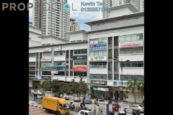 Office For Sale in Solaris Mont Kiara, Mont Kiara Freehold Fully Furnished 0R/0B 1.49m
