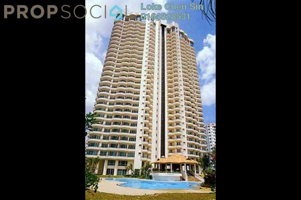 Condominium For Rent in Mutiara Villa, Tanjung Tokong Freehold Fully Furnished 3R/2B 3.3k