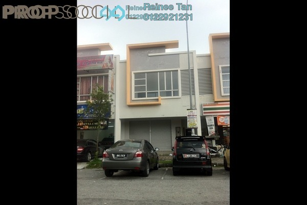Shop For Sale in Taman Putra Prima, Puchong Freehold Unfurnished 0R/0B 1.5m