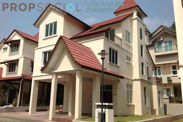 Condominium For Sale in Asia Hills, Bukit Jambul Freehold Unfurnished 5R/3B 2.5m