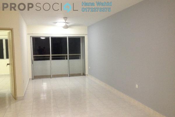Apartment For Rent in Flora Damansara, Damansara Perdana Freehold Semi Furnished 3R/2B 850translationmissing:en.pricing.unit