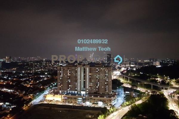 Condominium For Rent in Maxim Residences, Cheras Freehold Semi Furnished 3R/2B 1.4k