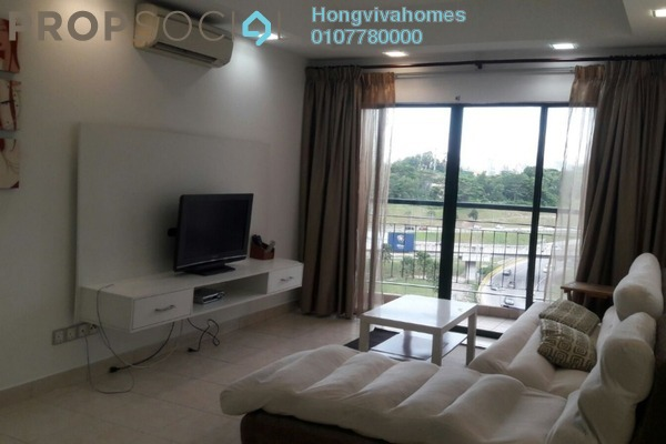 Condominium For Sale in Changkat View, Dutamas Freehold Fully Furnished 3R/2B 590k