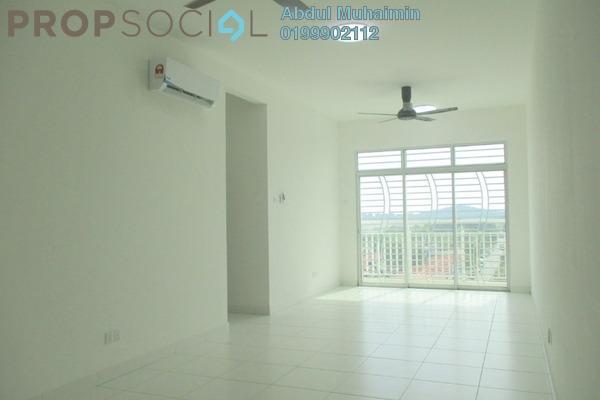 Condominium For Sale in BSP Skypark, Bandar Saujana Putra Freehold Semi Furnished 3R/2B 398k