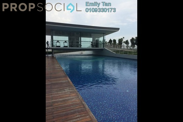 Apartment For Rent in The Wharf, Puchong Freehold Semi Furnished 2R/2B 1k