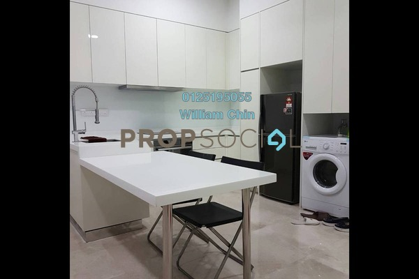 Condominium For Rent in Vogue Suites One @ KL Eco City, Mid Valley City Freehold Fully Furnished 1R/1B 2.3k
